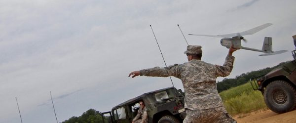 Military assistance of the West, Part I: Drones that won't fly