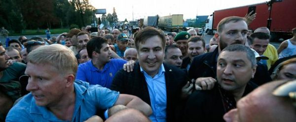 How Saakashvili came back to Ukraine
