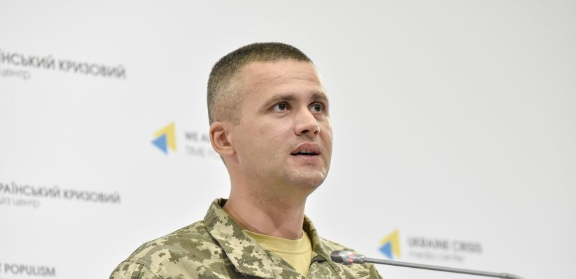 Ministry of Defense: Russia-backed militants shell the residential areas of Luhanske