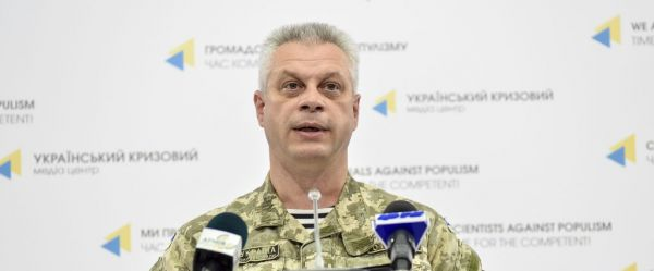 Ministry of Defense: Militants use tanks near Avdiivka