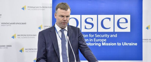 OSCE SMM: The number of weekly ceasefire violations in eastern Ukraine decreases by 25 percent