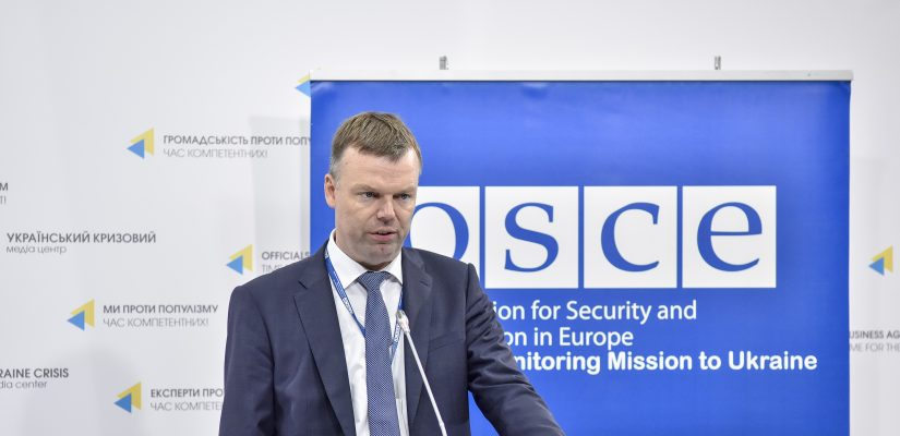 The number of ceasefire violations recorded in September decreased by 62 percent compared to August – OSCE SMM