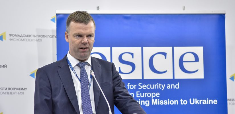 OSCE SMM: 3,335 ceasefire violations recorded last week