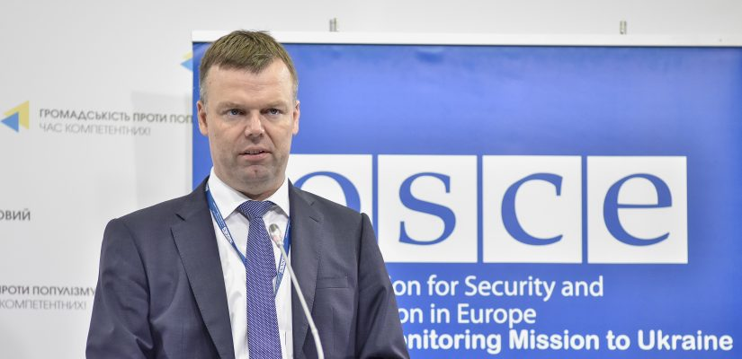 OSCE SMM: Over 313,000 ceasefire violations recorded since January 1