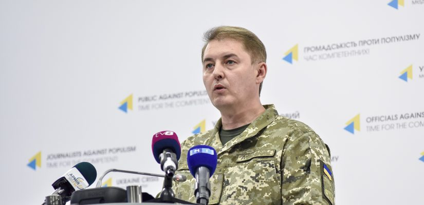 Ministry of Defense: Militants attack Ukrainian positions 14 times