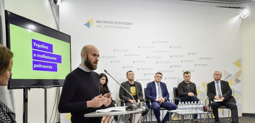 """Ukraine in Global Ratings"" project: a tool for comprehensive monitoring of changes in the country"