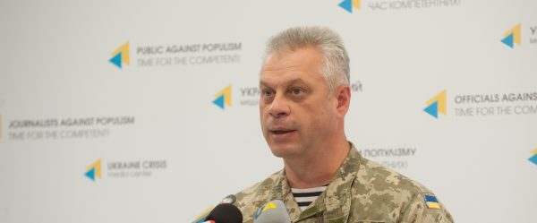 Ministry of Defense: Militants use mortar in Shyrokyne