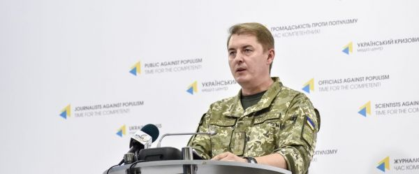 Ministry of Defense: One Ukrainian soldier killed in action in ATO zone yesterday, no troops wounded