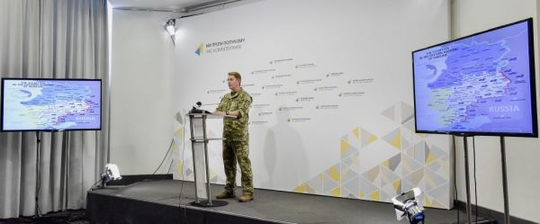 Ministry of Defense: Intensity of hostilities in the east of Ukraine decreased