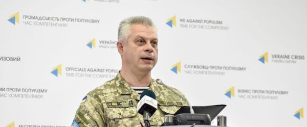 Ministry of Defense: The number of ceasefire violations drops considerably in eastern Ukraine
