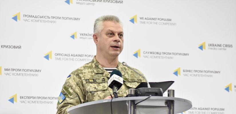 Ministry of Defense: Militants increase the number and intensity of attacks, keep using Minsk-proscribed weapons