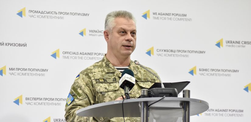 Ministry of Defense: Situation in ATO zone keeps escalating