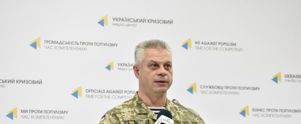 Ministry of Defense: Russia-backed militants keep using Minsk-proscribed weapons