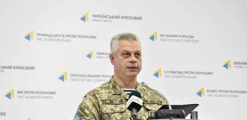 Ministry of Defense: Russia-backed militants fire over 100 mortar rounds on Ukrainian positions
