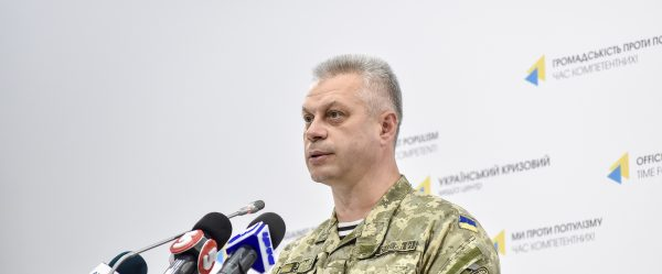 Defense Ministry: Russia-backed militants make 12 precision attacks on Ukrainian troops