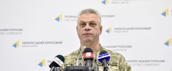 Ministry of Defense: Pro-Russian militants intensify the use of Minsk-proscribed weapons in eastern Ukraine