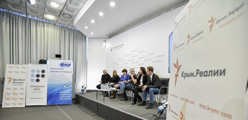 Broadcasters: Radio gives the opportunity to stay in touch with people in Crimea and Donbas