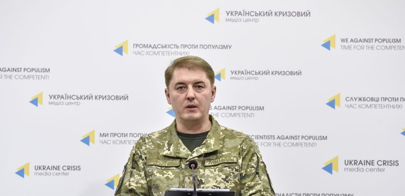 Ministry of Defense: Russia-backed militants use Minsk-proscribed weapons, kill four Ukrainian servicemen and wound two more.