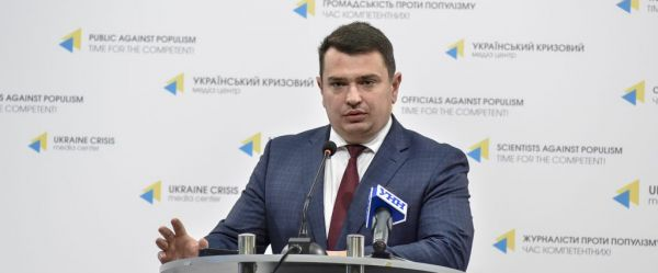 "The events surrounding NABU are not an ""interagency war"", they attempt to stop anti-corruption reform in Ukraine – Artem Sytnyk"