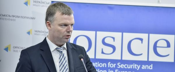 OSCE SMM: Thirty percent more ceasefire violations recorded in eastern Ukraine last week