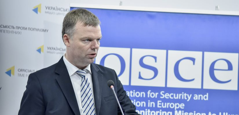 OSCE SMM: Almost 7,700 ceasefire violations recorded last week