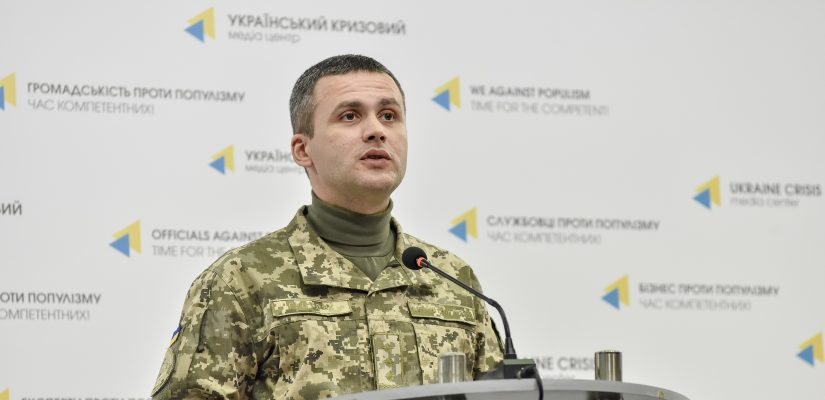 Ministry of Defense: Russia-backed militants make 11 attacks, fire over 30 mortar rounds