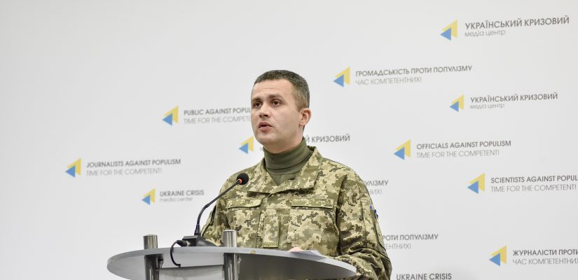 Ministry of Defense: Russia-backed militants make four attacks, use mortars in each case