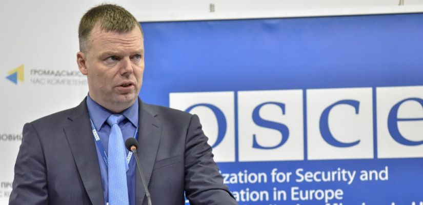 OSCE SMM: Twenty-five percent more ceasefire violations recorded in eastern Ukraine in 2017