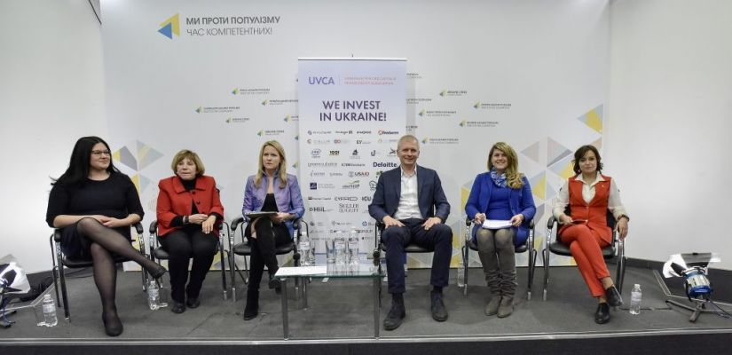 The first Ukraine House Davos hosts over five thousand visitors