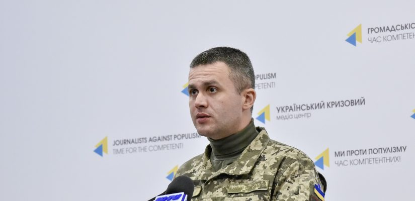 Ministry of Defense: Russia-backed militants shell the residential areas of Avdiivka