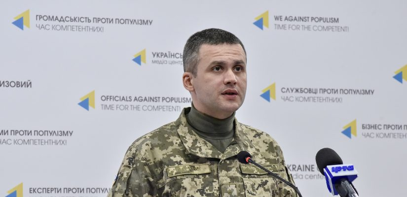 Ministry of Defense: The situation in ATO zone stabilizes, militants continue low-intensity attacks