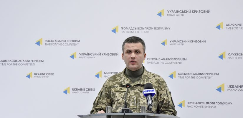 Ministry of Defense: Russia-backed militants deliver four precision attacks in eastern Ukraine