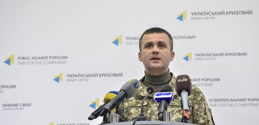 Ministry of Defense: Militants deliver eight attacks, one Ukrainian troop killed in action