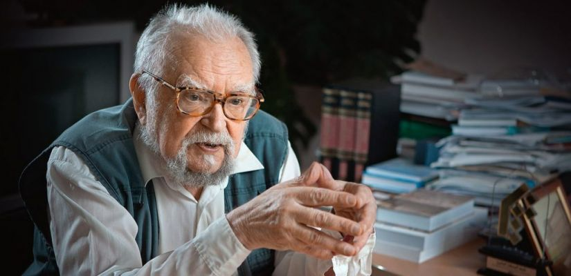 Patriotism without nationalism: Ukraine bids farewell to philosopher Myroslav Popovych