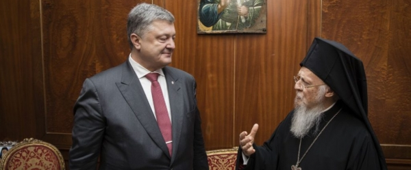 Religion and politics: key things to know as Kyiv and Moscow clash in a new church disagreement