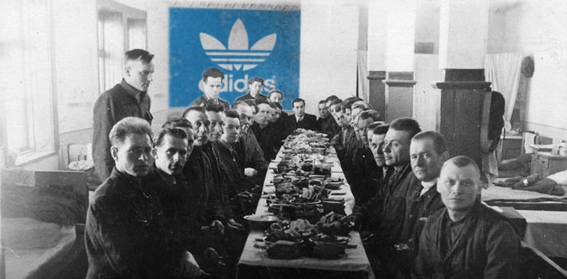 The twentieth visual reminder for Adidas: The Soviet deportations from Lithuania
