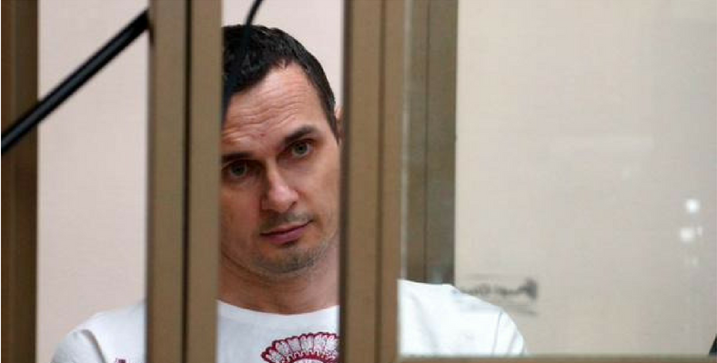 Announcement: Press conference of Oleg Sentsov's relatives and lawyers