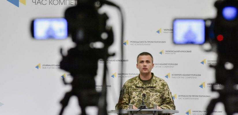 Digest of daily briefings of the Ministry of Defense: May 21-28, 2018