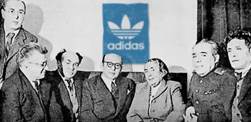 The eleventh visual reminder to Adidas: The Night of the Murdered Poets