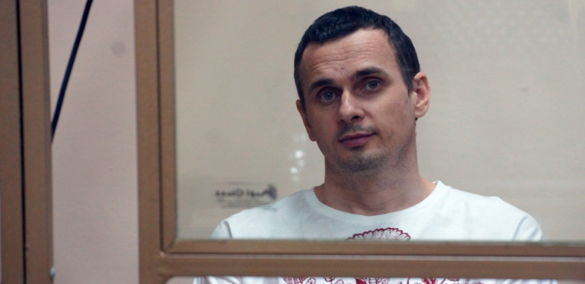 """Freedom for all"": Kremlin's prisoner Oleg Sentsov begins a hunger strike"