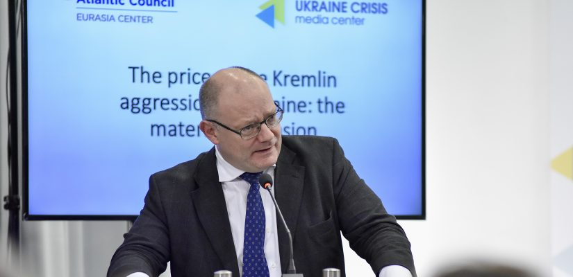 Atlantic Council report: Ukraine lost $100 billion because of the Russia's aggression in Crimea and eastern Ukraine