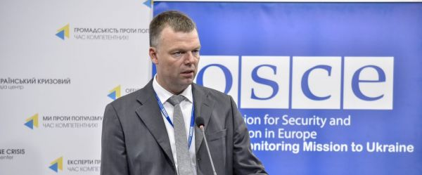 The distance between oposing forces was shortened near Stavky and Horlivka – OSCE SMM
