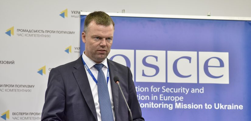 Statement by Alexander Hug, Principal Deputy Chief Monitor of the OSCE Special Monitoring Mission to Ukraine