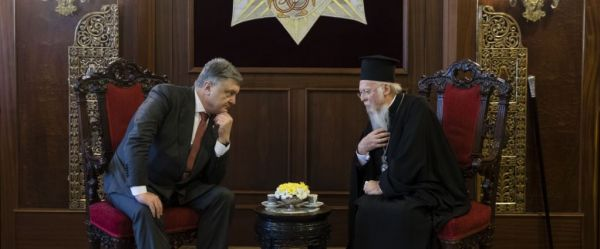 Church diplomacy: Kyiv between Moscow and Constantinople