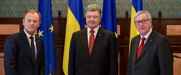 "Dreaming of the EU and ""nurturing own garden"": key facts on the Ukraine-EU summit"