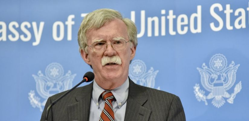 There is active consideration of Ukraine's NATO membership prospects –  John Bolton