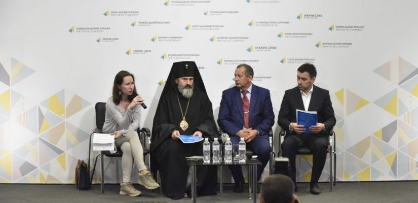 After the adoption of Tomos Russian attacks on the UOC-KP in occupied Crimea may increase – Archbishop of Simferopol and Crimea Clement