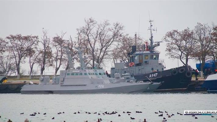 The Russian attack on Azov: what we know so far about the captured Ukrainian sailors