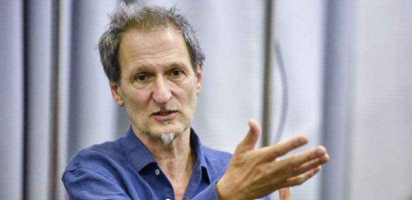 Some Men Must Die: a Swiss theatre director is directing a dance film on Donbas