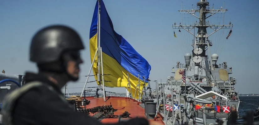 Russian aggression on Azov: three Ukrainian captains